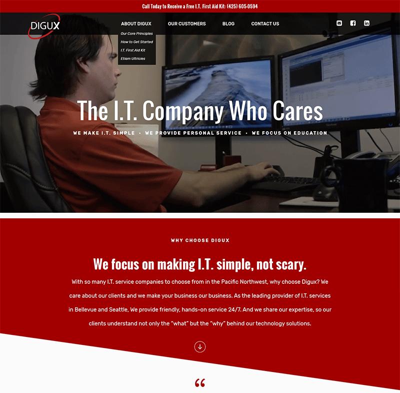 Digux Design - Header