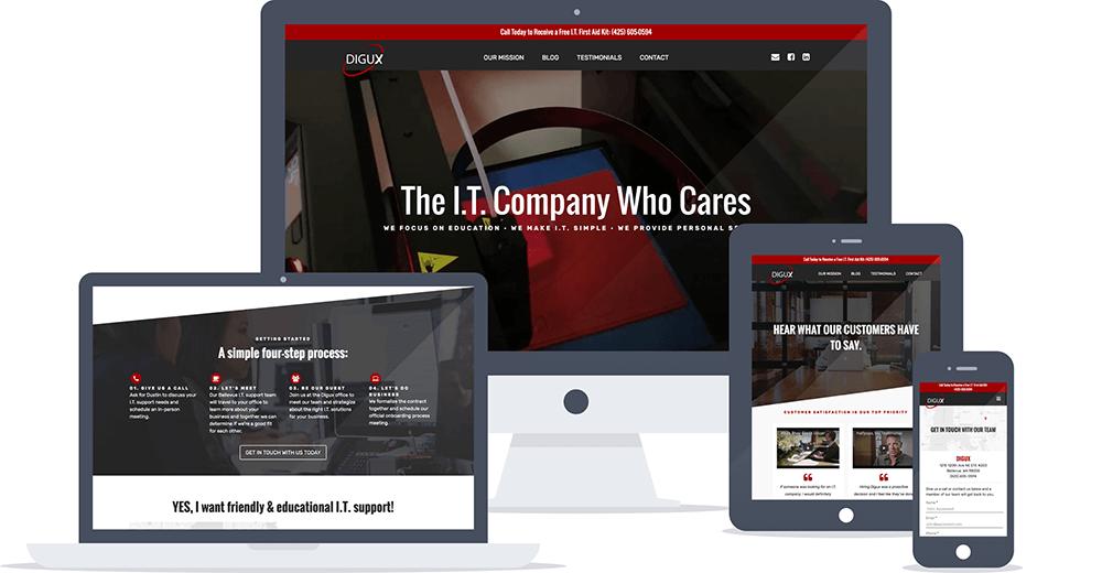 Digux Website