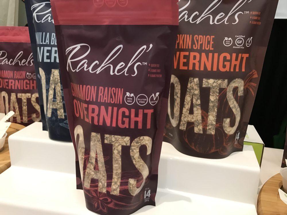Rachel's Overnight Oats
